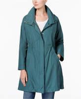 Eileen Fisher Organic Cotton Stand-Collar Jacket