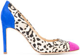 Giuseppe Zanotti Design patterned pumps - women - Leather - 36
