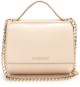 Givenchy Pandora box leather cross-body bag