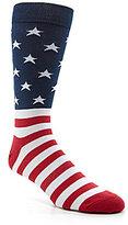 K. Bell American Flag Crew Socks