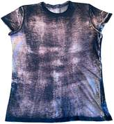 Proenza Schouler Purple Cotton Top for Women