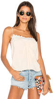 Stillwater Lace Cami in Pink. - size L (also in M,S,XS)