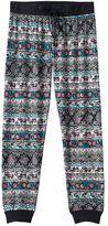 Mudd Girls 7-16 Front Tie Jogger Pants