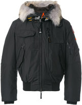 Parajumpers classic padded bomber jacket - men - Feather Down/Acrylic/Polyester/Wool - S