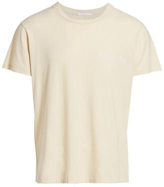 Helmut Lang Standard Logo T-Shirt