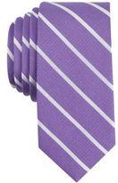 Bar III Men's Cashel Stripe Slim Tie, Created for Macy's