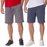 Slazenger Mens Fleece Shorts Drawstring Waist Sweat Summer Jogging Half Pants