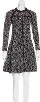 A.L.C. Jacquard Mini Dress
