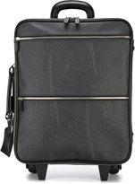 Etro paisley print wheeled suitcase - men - PVC/Polyester/Cotton/Calf Leather - One Size