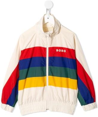 Bobo Choses Panelled Logo Track Jacket