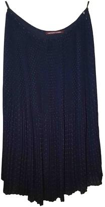 Comptoir des Cotonniers Blue Skirt for Women