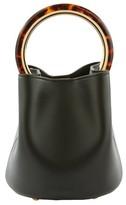 Marni Pannier bag in calfskin leather