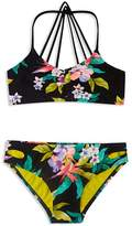 Gossip Girl Girls' Paradiso 2-Piece Swimsuit - Sizes 7-16