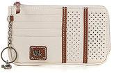 The Sak Iris Perforated Large Card Wallet