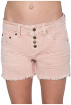 O'Neill Shiloh Cutoff Denim Shorts (Little Girls)