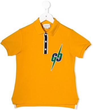 Gucci Kids Polo Shirt