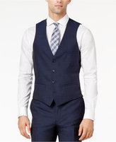 Bar III Midnight Blue Slim-Fit Vest
