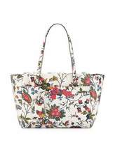 Tory Burch Parker Small Floral-Print Tote Bag