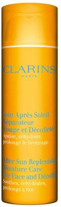 Clarins After Sun Replenishing Moisture Care For Face And Decollete