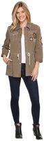 Double D Ranchwear - Chief Five Thunder Field Jacket Women's Coat