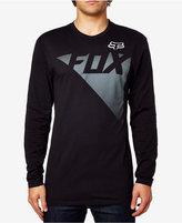 Fox Men's Long-Sleeve Graphic-Print T-Shirt
