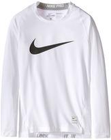 Nike Cool HBR Comp Long Sleeve Boy's Workout
