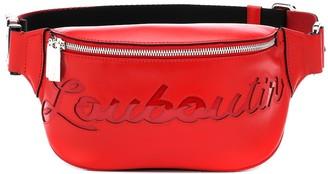 Christian Louboutin Marie Jane leather belt bag