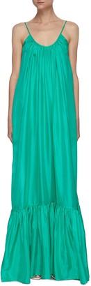Kalita 'Brigitte' tiered maxi dress