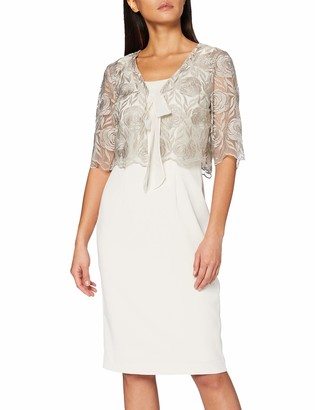 Gina Bacconi Women's Roni Dress and Jacket Mother of The Bride