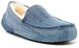 UGG Ascot Washed Denim UGGpure(TM) Moccasin