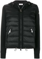 Moncler Women's Black Polyamide Outerwear Jacket.