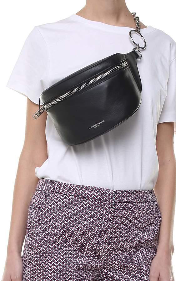 Alexander Wang Ace Smooth-leather Belt Bag