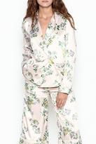 English Factory Pajama Blazer