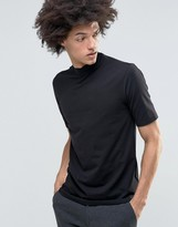 Weekday Half Tube Neck T-Shirt