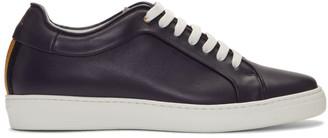 Paul Smith Purple Nastro Zero Sneakers