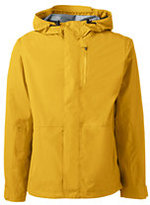 Classic Men's Breathable Waterproof Rain Jacket-Natural/Khaki Pebble