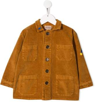 Bobo Choses yellow corduroy jacket
