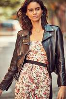 Schott Perfecto Cropped Moto Jacket