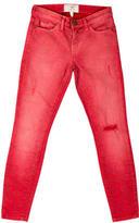 Current/Elliott Printed Jeans