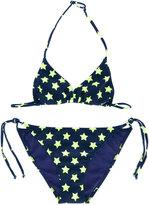 Mc2 Saint Barth Kids - Teen Holly bikini - kids - Polyamide/Spandex/Elastane - 16 yrs