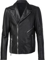 RtA zipped biker jacket