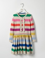 Boden Rainbow Knitted Dress