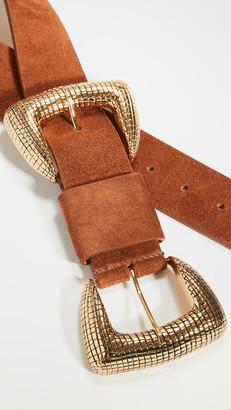 B-Low the Belt Pharaoh Double Suede Belt