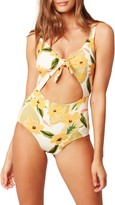 L-Space L Space Kylie Cutout One-Piece Swimsuit