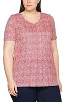 Ulla Popken Women's Shirt Mit Minimal Top, ,(50/52 EU)