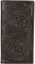 Ariat Floral Embossed Rodeo Wallet