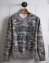 Tailgate Oregon Ducks Camo Sweatshirt