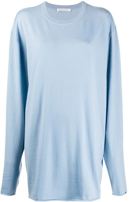 Extreme Cashmere Longline Style Jumper