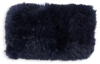 MARCUS ADLER Rabbit Fur Headband