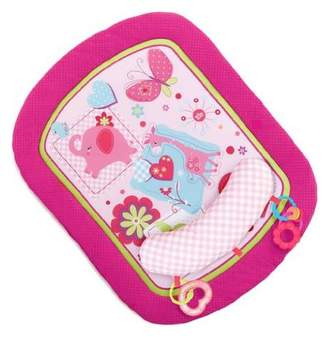 Bright Starts Pretty Sweet Savanna Prop and Play Mat (Pink)